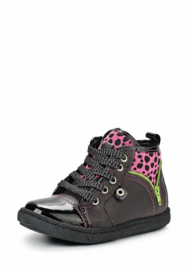 Ботинки для девочек Bambi GB211016: изображение 1