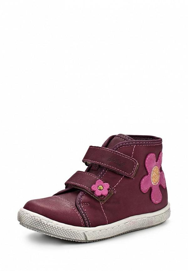 Ботинки для девочек Bambi GB211018: изображение 1