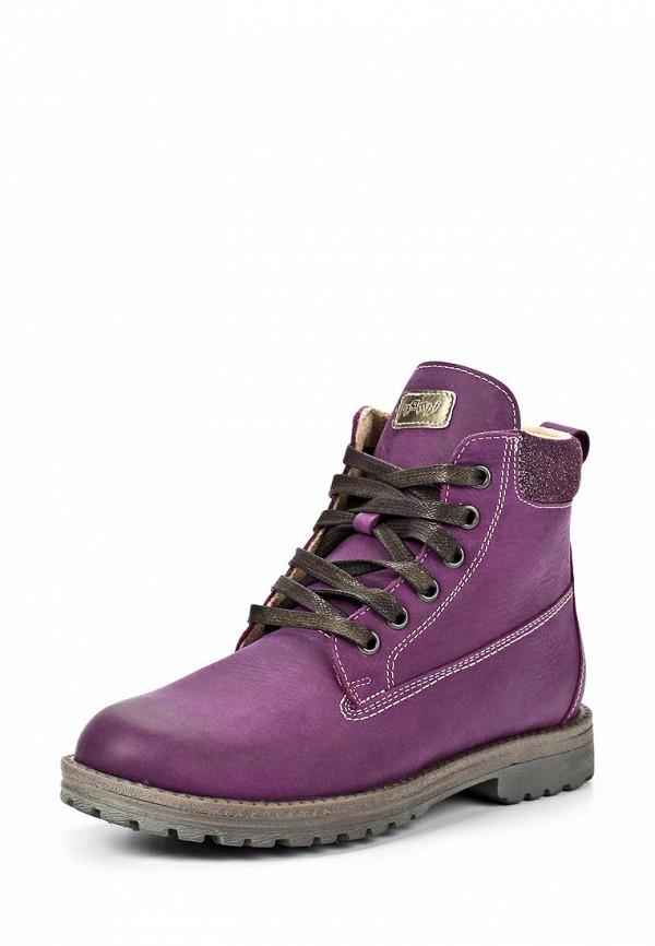 Ботинки для девочек Bambi GB211022-3A: изображение 1