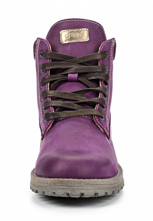 Ботинки для девочек Bambi GB211022-3A: изображение 5