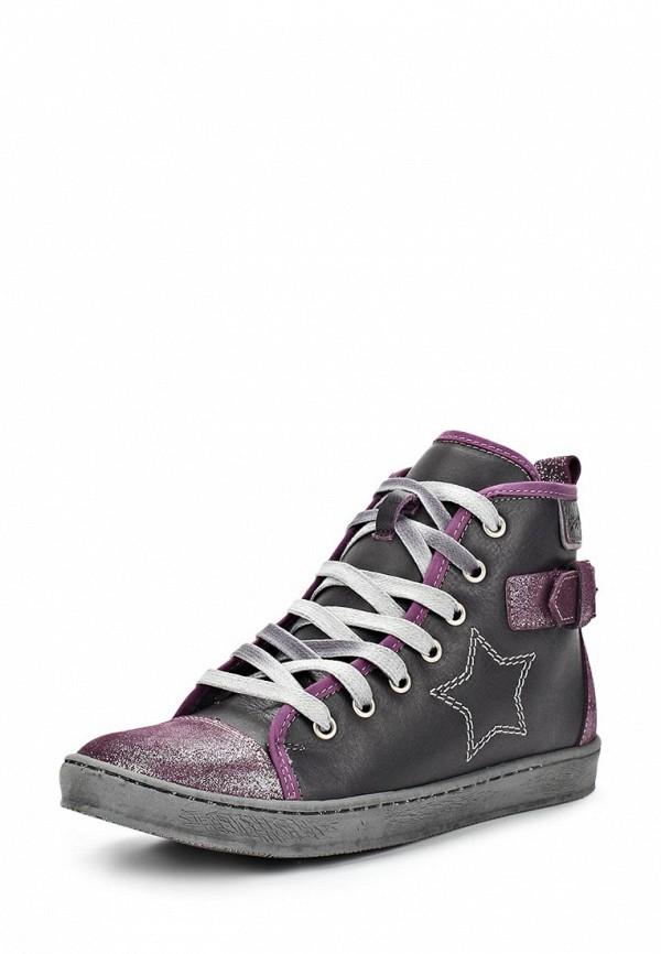 Ботинки для девочек Bambi GB311008: изображение 1