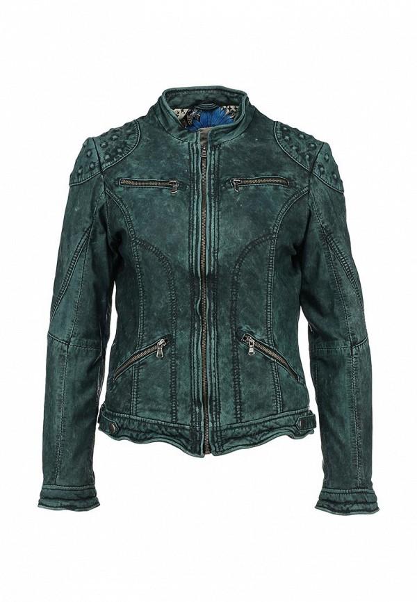 Кожаная куртка Basefield 229004444: изображение 1