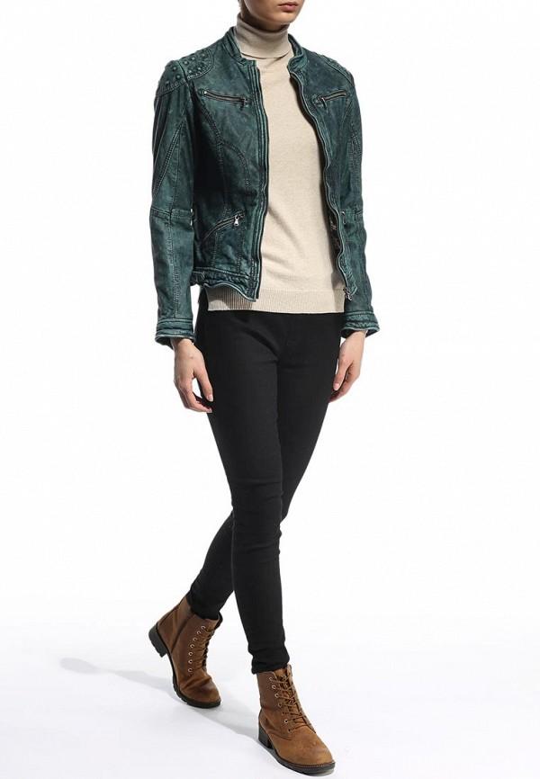 Кожаная куртка Basefield 229004444: изображение 3