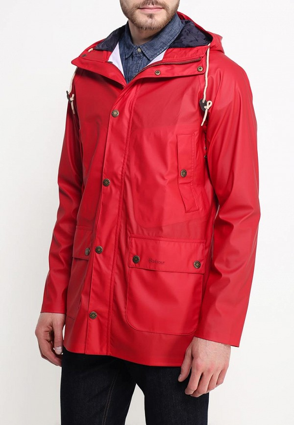 Мужские пальто Barbour MCA0360RE51: изображение 3