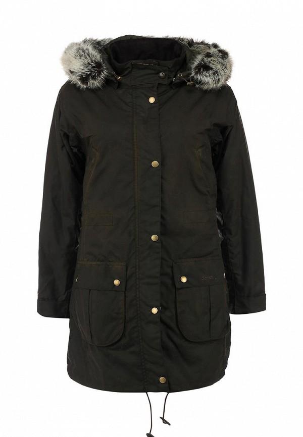 Утепленная куртка Barbour LWX0532: изображение 1