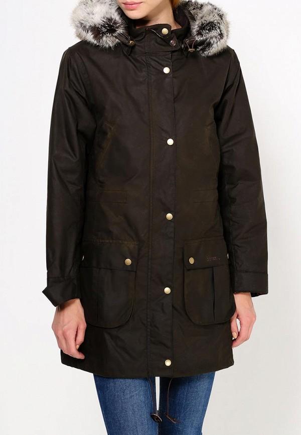 Утепленная куртка Barbour LWX0532: изображение 3