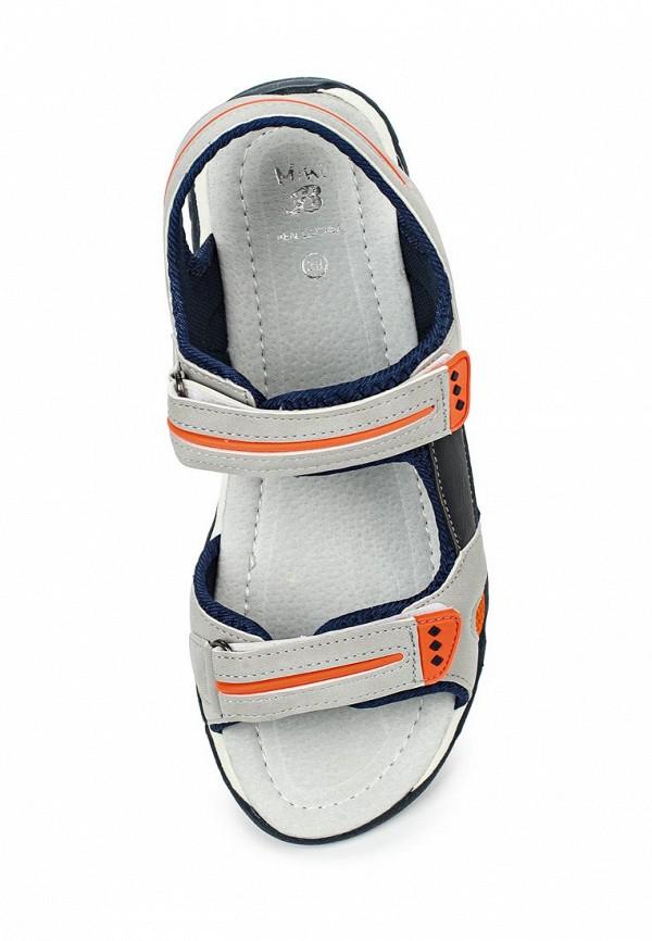 Сандалии для мальчиков Bata 3612181: изображение 4