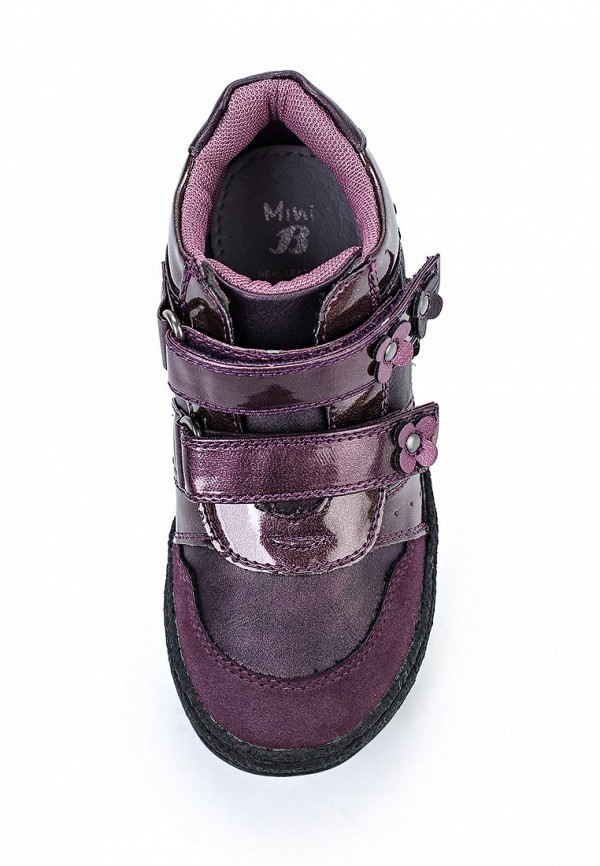 Ботинки для девочек Bata 2215141: изображение 4