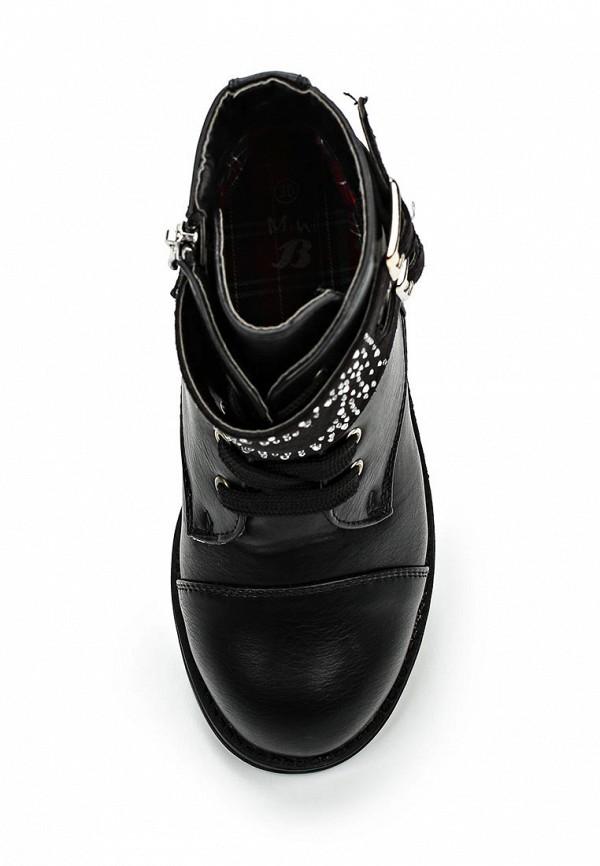 Ботинки для девочек Bata 2916121: изображение 4