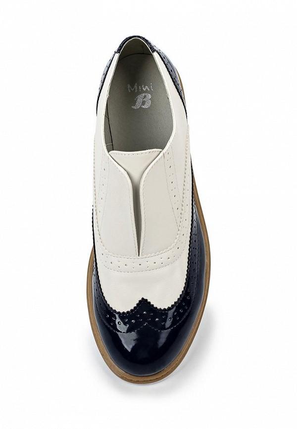 Ботинки для девочек Bata 3216178: изображение 4