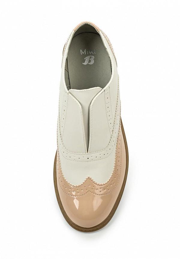 Ботинки для девочек Bata 3215178: изображение 4