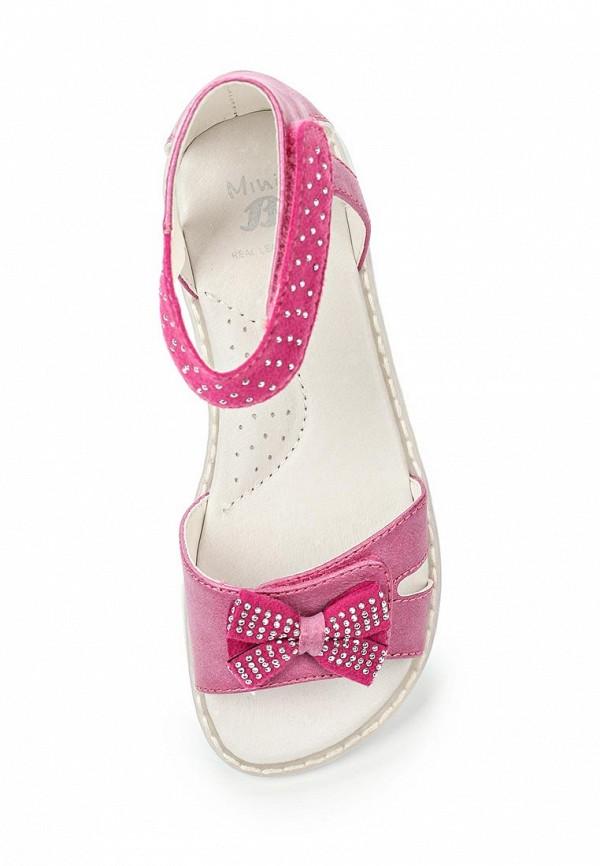 Обувь для девочек Bata 2615160: изображение 4