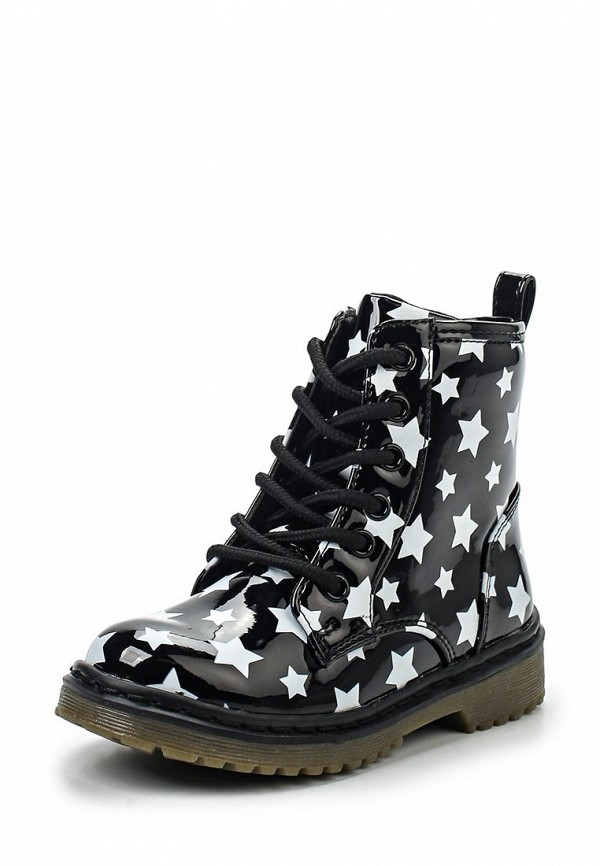 Ботинки для девочек Bata 2916159: изображение 1