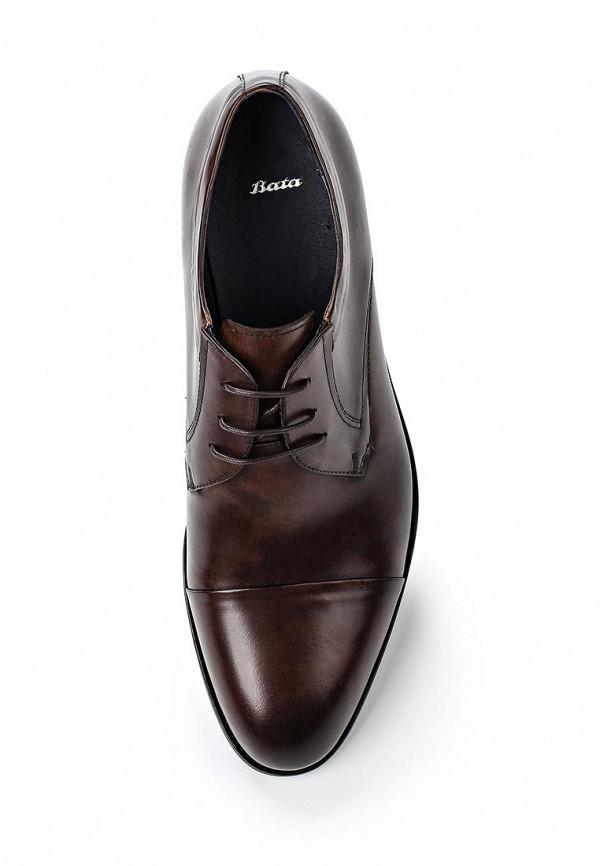 Мужские туфли Bata 8244398: изображение 4