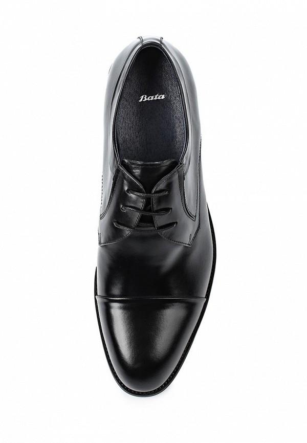 Мужские туфли Bata 8246398: изображение 4