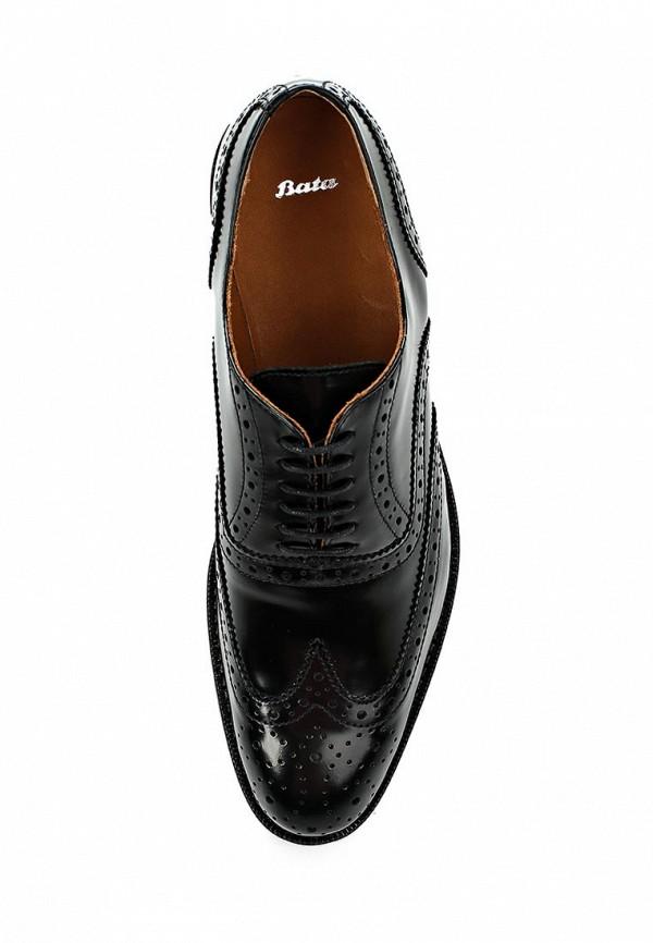 Мужские туфли Bata 8286853: изображение 4