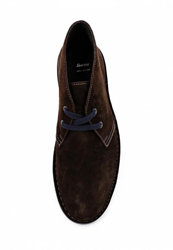 Мужские ботинки Bata 8934275: изображение 4