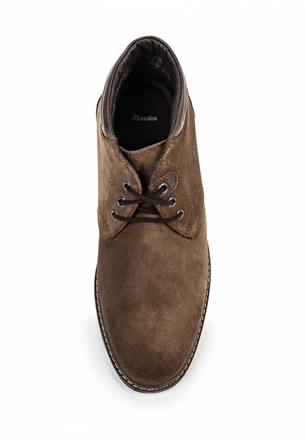 Мужские ботинки Bata 8934261: изображение 4