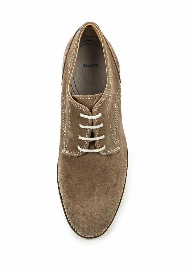 Мужские туфли Bata 8238558: изображение 4