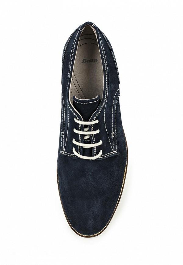 Мужские туфли Bata 8239558: изображение 4