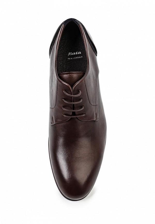 Мужские туфли Bata 8244538: изображение 4