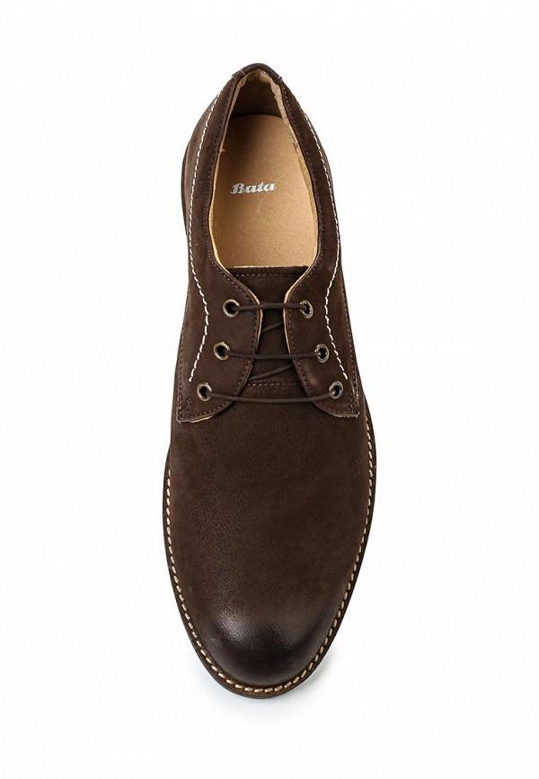Мужские туфли Bata 8264642: изображение 4