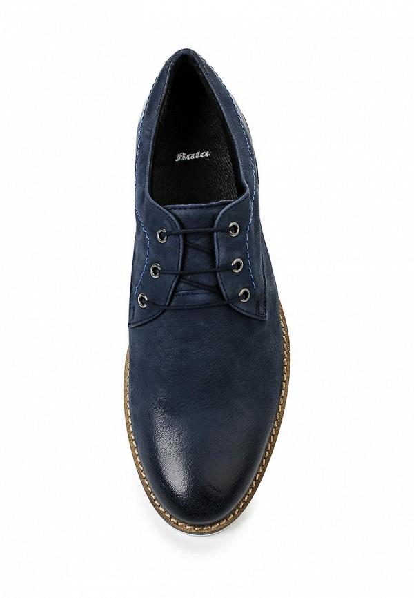 Мужские туфли Bata 8269642: изображение 4