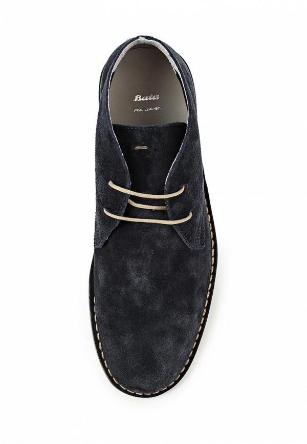 Мужские ботинки Bata 8439267: изображение 4