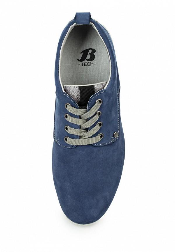 Мужские ботинки Bata 8439630: изображение 4