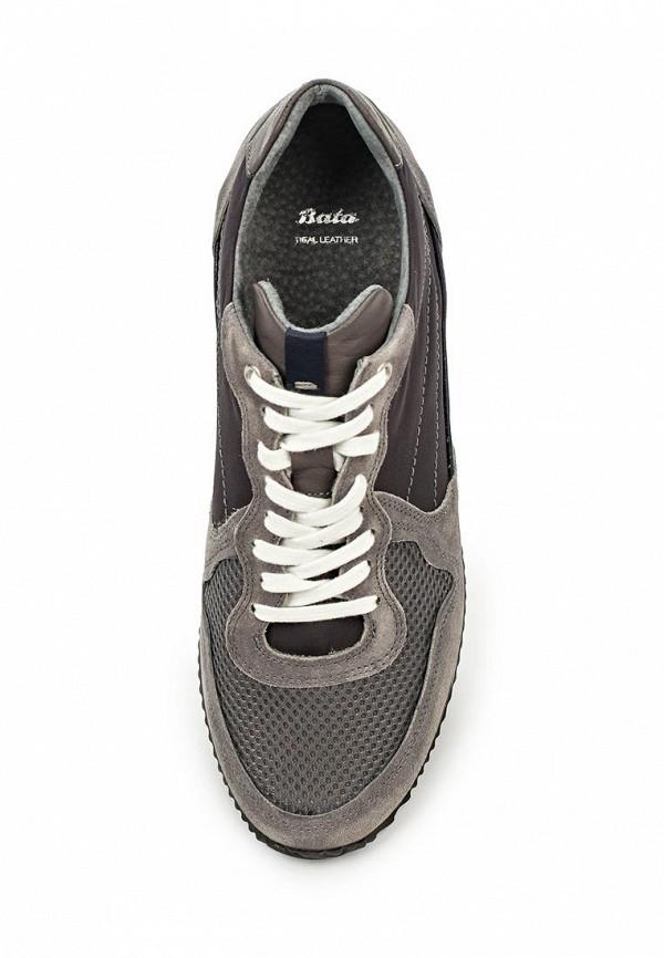 Мужские кроссовки Bata 8492647: изображение 4