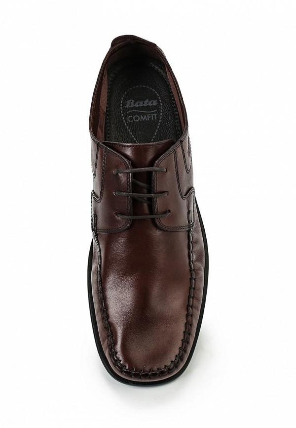 Мужские туфли Bata 8544836: изображение 4