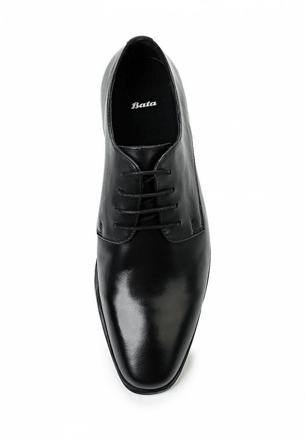 Мужские туфли Bata 8246816: изображение 4