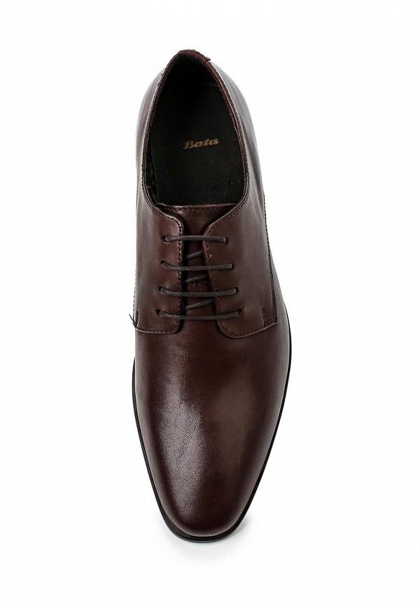 Мужские туфли Bata 8244816: изображение 4