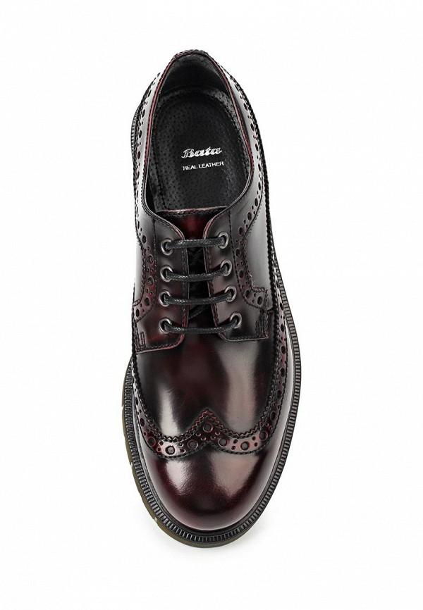 Мужские ботинки Bata 8245354: изображение 4