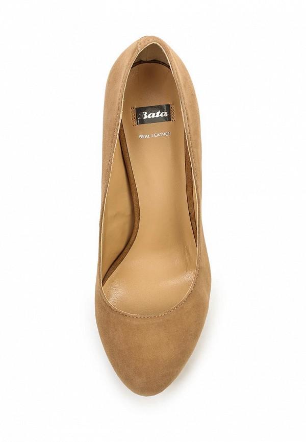 Туфли на каблуке Bata 7238820: изображение 4