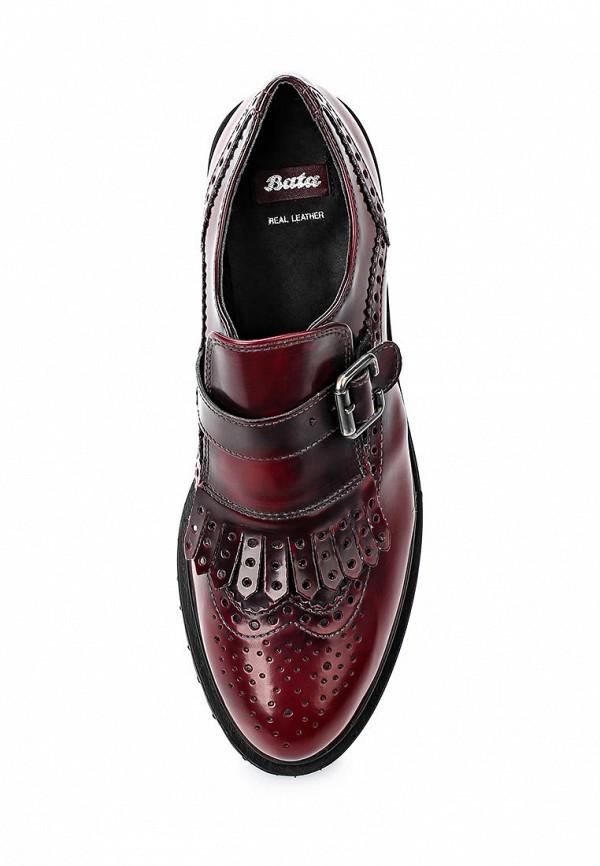 Женские ботинки Bata 5115177: изображение 4
