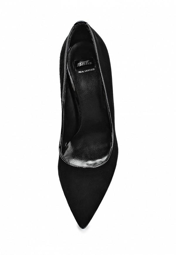 Туфли на каблуке Bata 5116177: изображение 4