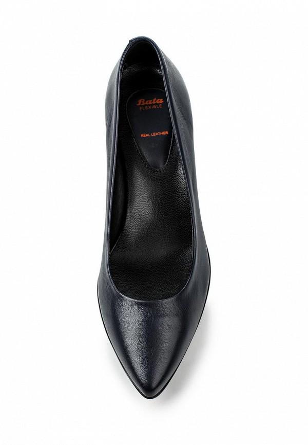 Туфли на каблуке Bata 6249221: изображение 4