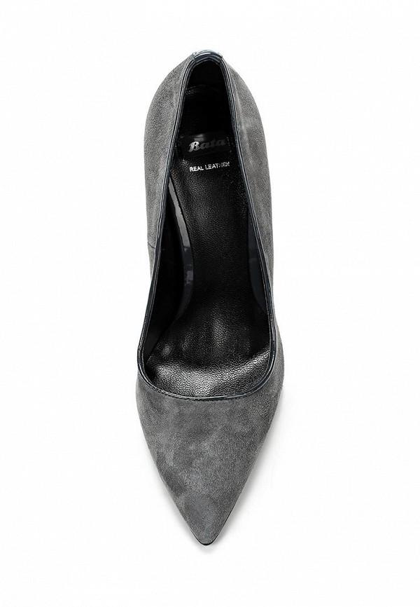 Туфли на шпильке Bata 7232363: изображение 4
