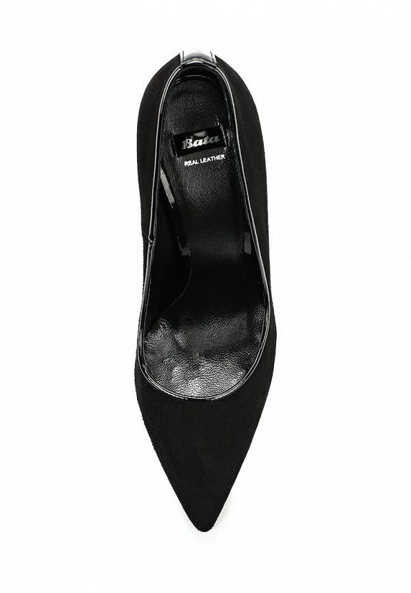 Туфли на каблуке Bata 7236363: изображение 4