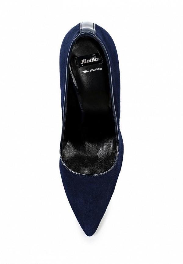 Туфли на каблуке Bata 7239363: изображение 4