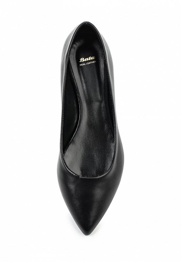 Туфли на плоской подошве Bata 5246207: изображение 4
