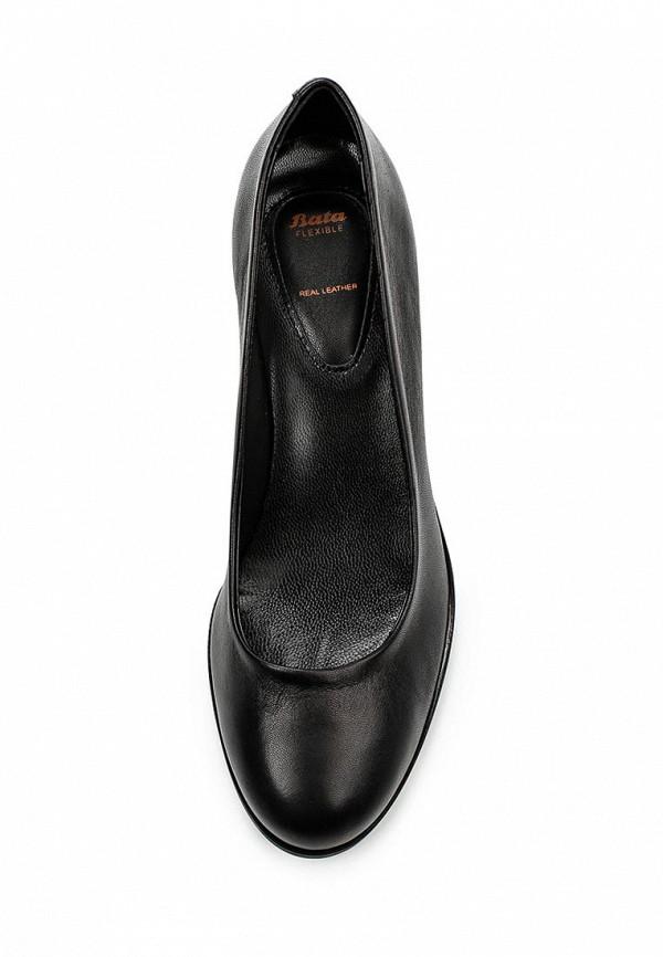 Туфли на каблуке Bata 6246160: изображение 4