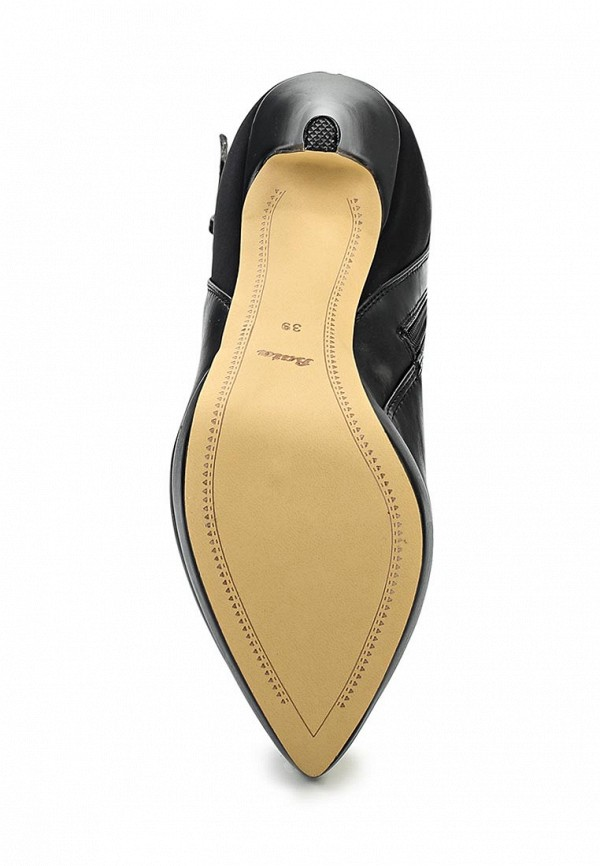 Сапоги на каблуке Bata 7916590: изображение 3