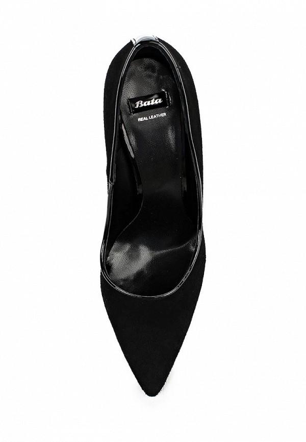 Туфли на каблуке Bata 7232363: изображение 4