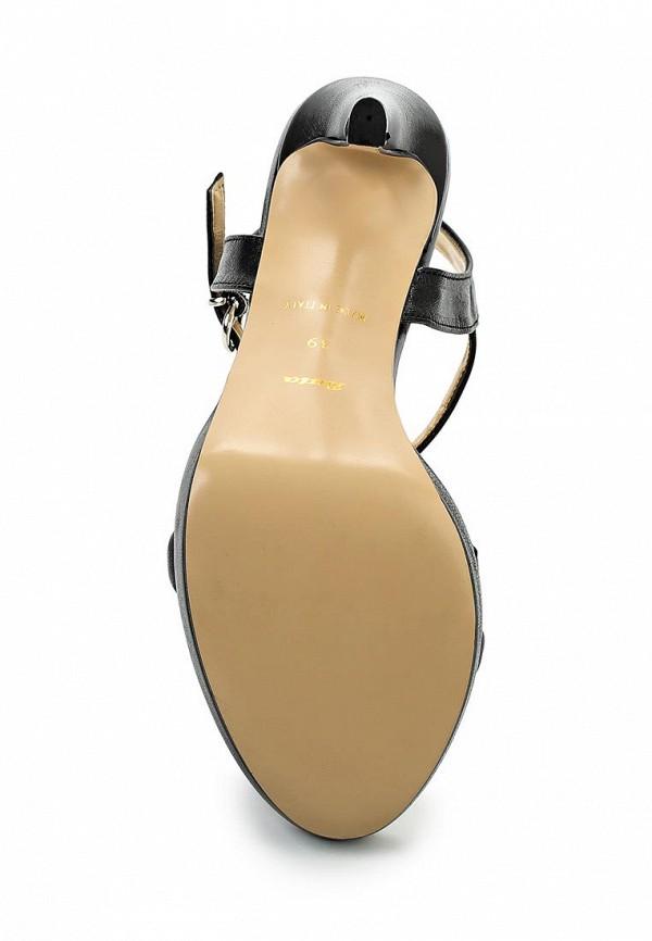 Босоножки на каблуке Bata 7646483: изображение 3