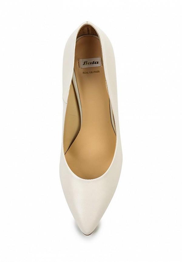 Туфли на каблуке Bata 7241772: изображение 4