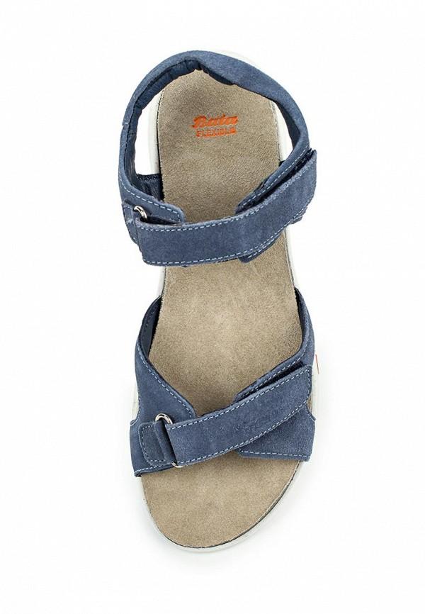 Женские сандалии Bata 5639397: изображение 8