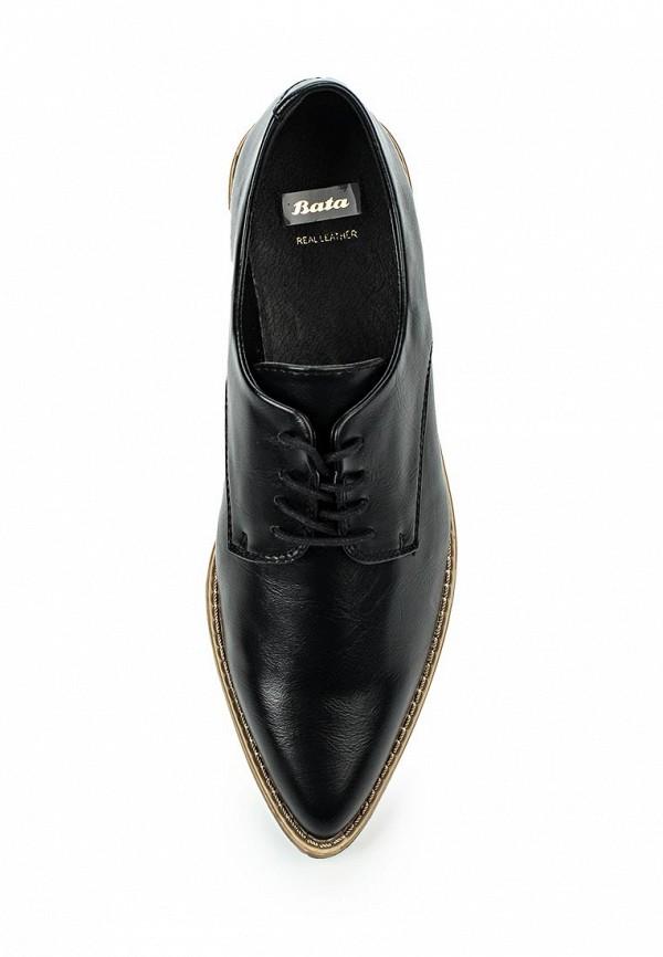 Женские ботинки Bata 5216480: изображение 4