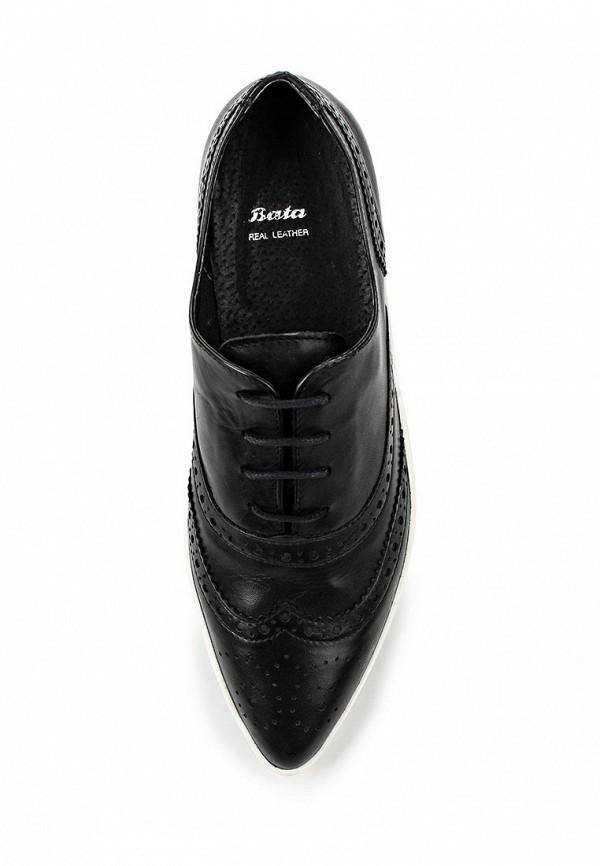 Женские ботинки Bata 5246491: изображение 4
